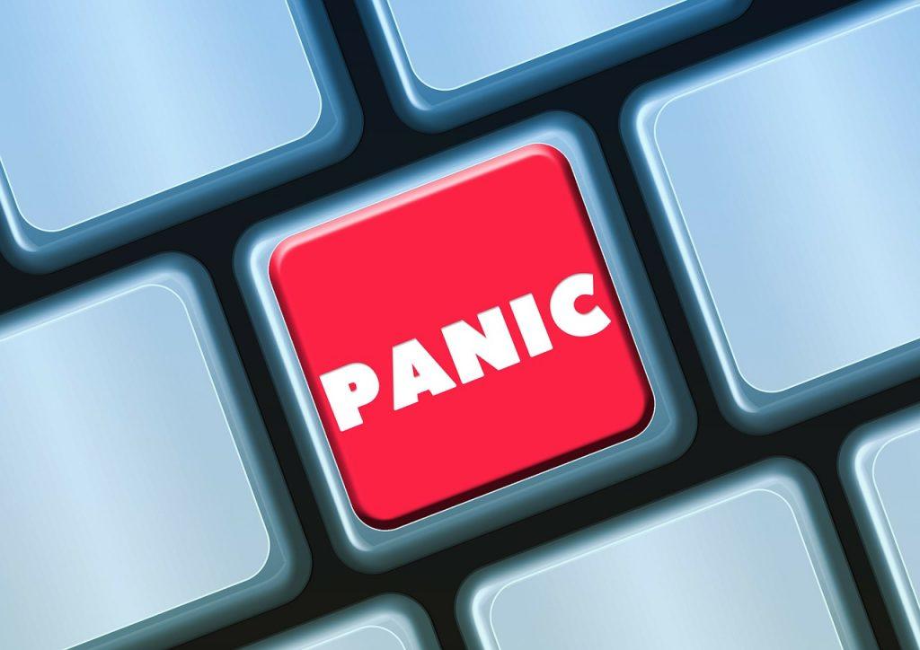Panico da iperproduzione di contenuti online
