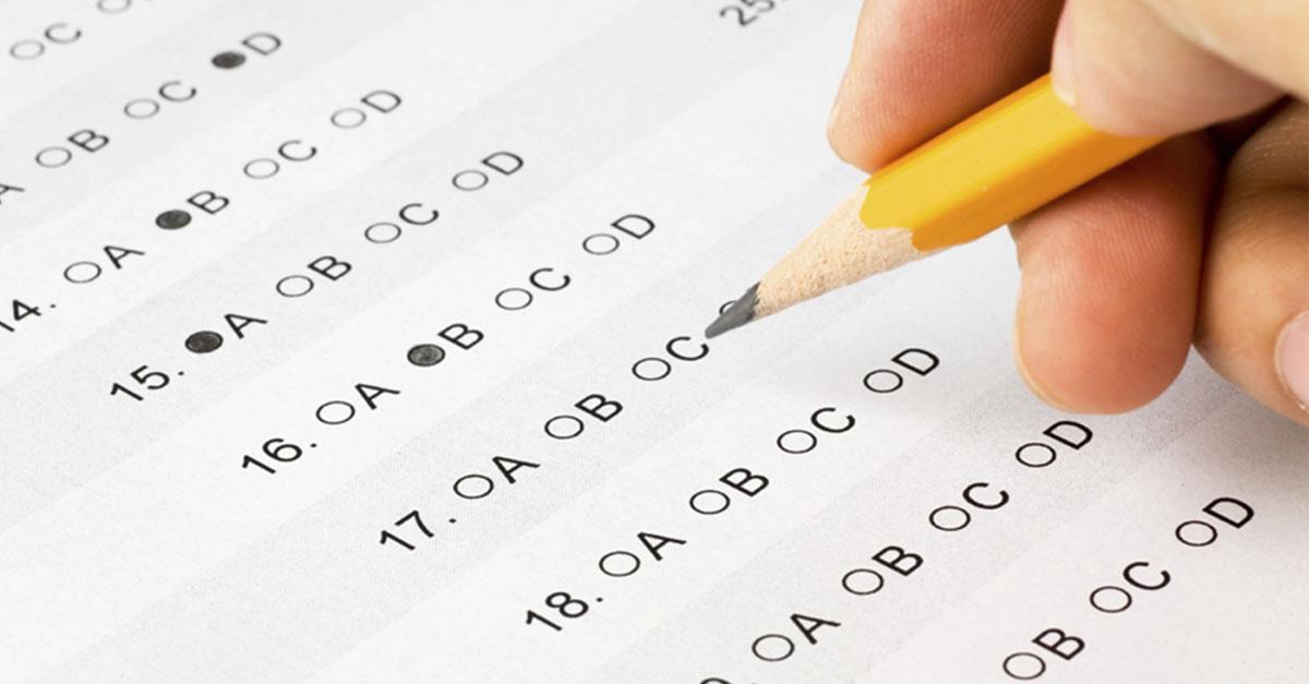 test a scelta multipla