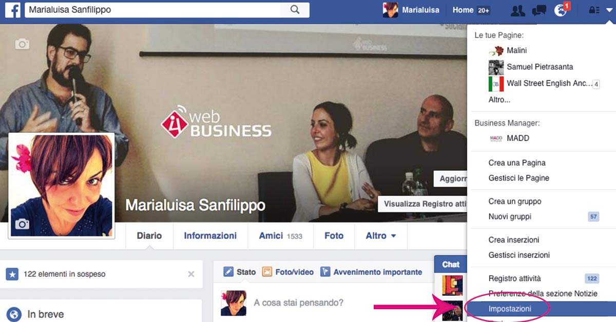 Come attivare Graph Search di Facebook