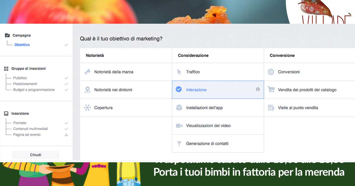Facebook-Ads come-scegliere-l'obiettivo-di-marketing