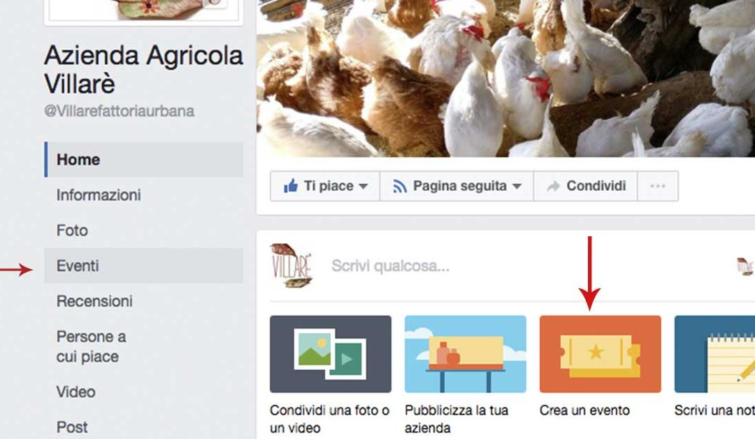 Come promuovere un evento su Facebook Ads